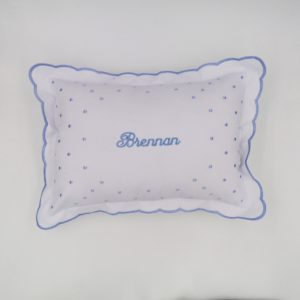 Baby Pillow Blue